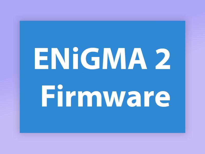 Enigma Firmware