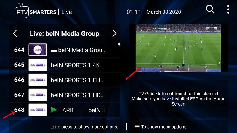 How to setup IPTV on IPTV Smarters Pro