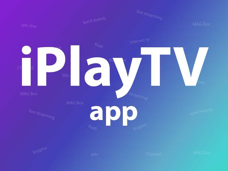 iPlayTV App