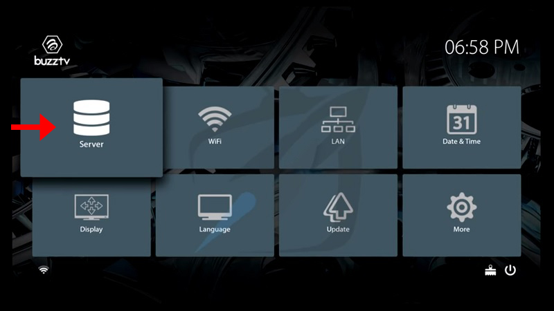 How to setup IPTV on BuzzTV Box