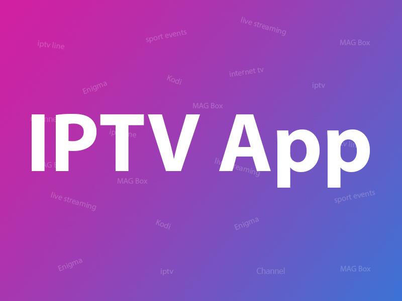 IPTV Application