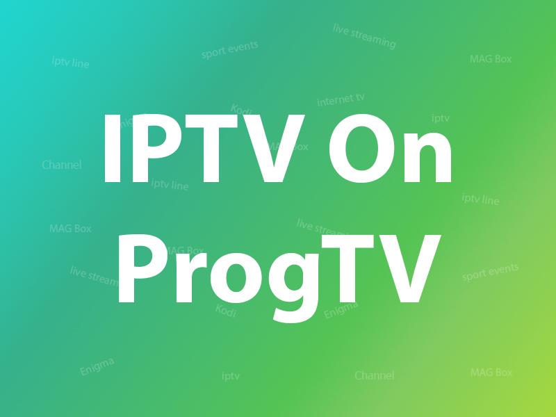 ProgTV app