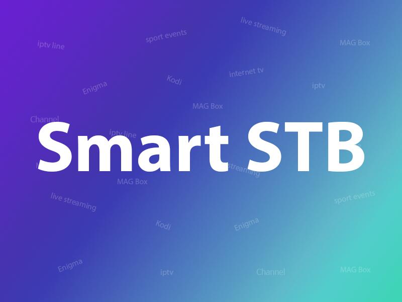 Smart STB app